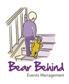 Bear Behind Event logo